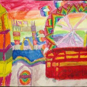 Art Club artwork