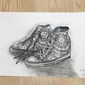 Artwork by a 9 years old child