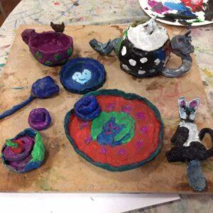 Art club- clay