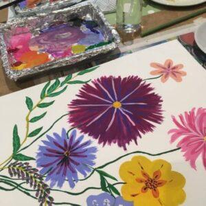 Adult Art Course, Paint